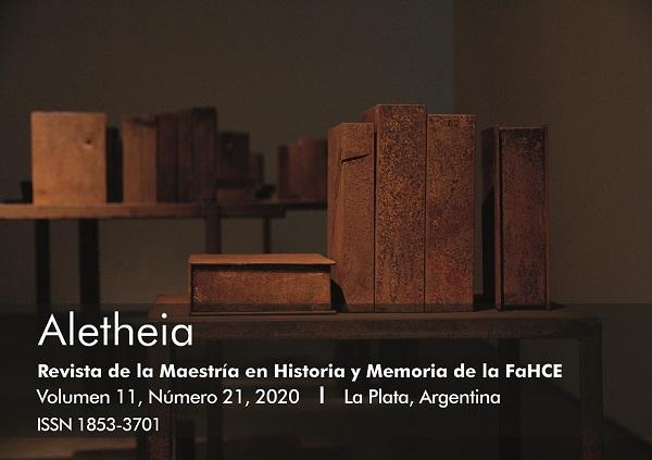 Aletheia2020v11n21: Coleção 1973-1978 de la serie O mar que atravessamos de Fernando Vilela, São Paulo, Brasil